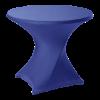 Statafelrok bistro, blauw