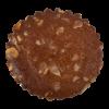 Speculaas gevulde koek +amandelschaaf