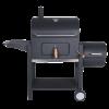 Charcoal bbq grill en smoker