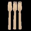 Vork Bamboe 17cm