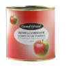 Appelcompote met stukken