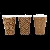 Koffiebekers 180 ml karton