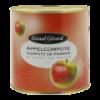 Appelcompote met stukjes appel