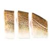 Kabeljauwfilet met vel, zonder graat, geportioneerd op gewicht