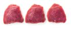 Tonijnfilet (Yellow Fin) sushi kwaliteit, zonder ketting, geportioneerd