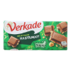 Knapperige hazelnoot chocoladereep