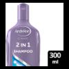 Shampoo 2 in 1 meloen  aloë vera