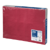 Placemats burgundy red, 31 x 42 cm