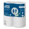 Traditioneel Toiletpapier 2-Laags Wit 198 Vel