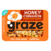 Honey cinnamon protein oat bites