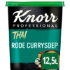 Thaise Rode Curry Soep Poeder opbrengst 12.5L