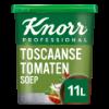 Toscaanse Tomatensoep Poeder opbrengst 11L