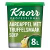 Aardappelsoep met Truffelsmaak Poeder opbrengst 8L