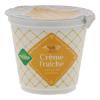 Crème fraîche voor warme gerechten