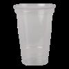 Sapbeker aPET 473/400 ml, transparant