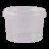 Cup en deksel met garantiesluiting 565 cc
