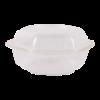 Freshbox transparant 375 ml magnetronbestendig tot 120°C