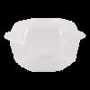 Freshbox transparant 500 ml magnetronbestendig tot 120°C