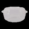 Freshbox transparant 750 ml magnetronbestendig tot 120°C