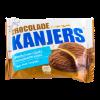 Chocolade karamel wafels