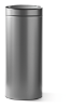 Afvalemmer Touch Bin 30 L, platinum