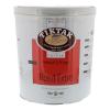 Gemalen koffie rood extra