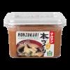 Shiro miso licht pasta van gefermenteerde sojabonen
