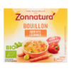 Bouillonblokjes groenten, BIO