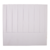 Koksmuts, verstelbaar wit