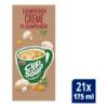 Champignon crème