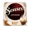 Cappuccino Koffiepads