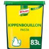 Kippenbouillon Pasta, opbrengst 83 liter