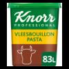 Vleesbouillon Pasta, opbrengst 75 liter