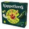 Veggie rolls creamy jalapeño