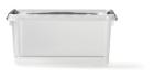 Opbergbox met deksel 6 liter 300 x 200 x 140 mm