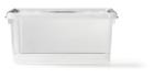 Opbergbox met deksel 15 liter 400 x 300 x 180 mm