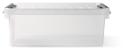 Opbergbox met deksel 25 liter 500 x 400 x 180 mm
