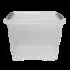 Opbergbox met deksel 52 liter 500 x 400 x 380 mm