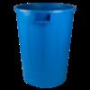 Prullenbak 110L, blauw