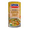 Stevige soep kip
