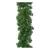 Guirlande Imperial vol groen, 270 x 30 cm