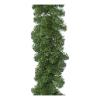 Guirlande Imperial groen, 270 x 20 cm