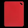 Flexibele snijmat 38 x 29 cm, rood
