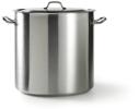 Kookpan RVS hoog 400 x 400 mm 50 liter