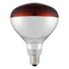 Warmtelamp infrarood 250 Watt, rood