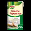 Groene pepersaus vloeibaar
