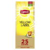Thee yellow label