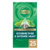 Groene thee intense munt