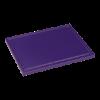 Snijplank met sapgeul paars, 530 x 325 x 15 mm