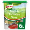Napoli Tomatensaus Poeder Opbrengst 6L